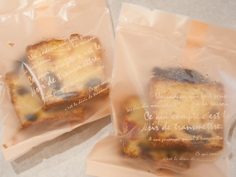 Cake aux fruits ~ケック オ フリュイ~
